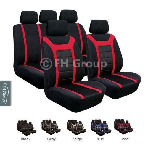 Full Set Car Seat Cover