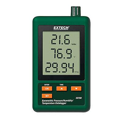 Extech Sd700 Barometric Pressurehumiditytemp Datalogger 32 To 122f