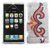 Motorola Droid A855 Bling Case
