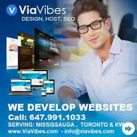 Website Design, SEO, Hosting & Maintenance