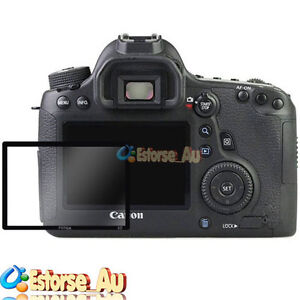 FOTGA LCD Hard Optical Glass Screen Protector For Canon EOS 6D DSLR Camera