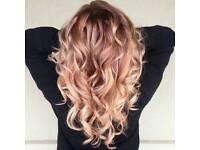 I need someone to perm my hair