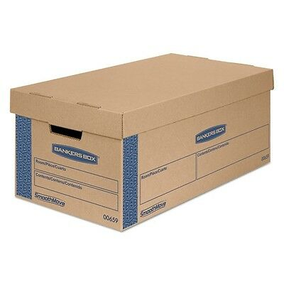 Bankers Box Smoothmove Classic Large Moving Boxes - 7718201