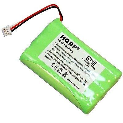 HQRP Batería Para Plantronics CT11 CT12 63421-01 64376-01 sin Cables Casco Móvil