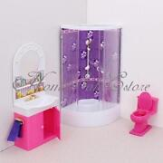 Barbie Bathroom Set