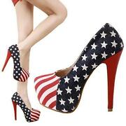 UK Flag Shoes