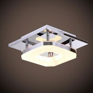 bathroom down lighting modern 8w led flush mounted ceiling light wall 10544
