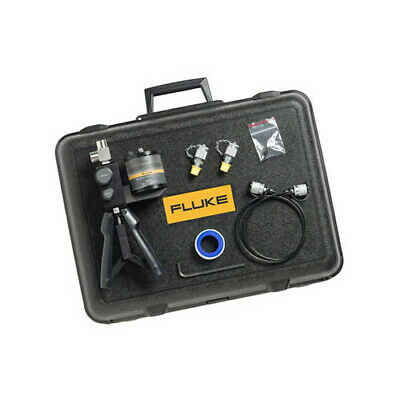 Fluke 700htpk Hydraulic Test Pump Kit 0 To 10000 Psi700 Bar