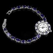 Deep Blue Watch