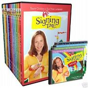 Sign Language DVD