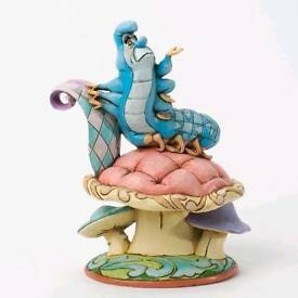 Disney Traditions Alice in wonderland Catapillar who are you?