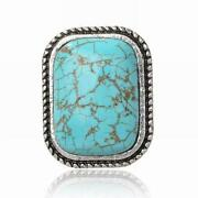 Turquoise Wedding Ring