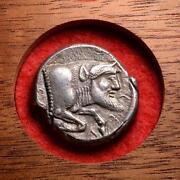 Greek Silver Coin