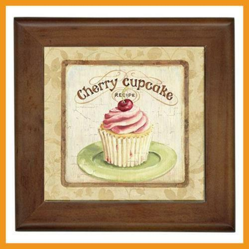 Cupcake wall art ebay for Cupcake wall art