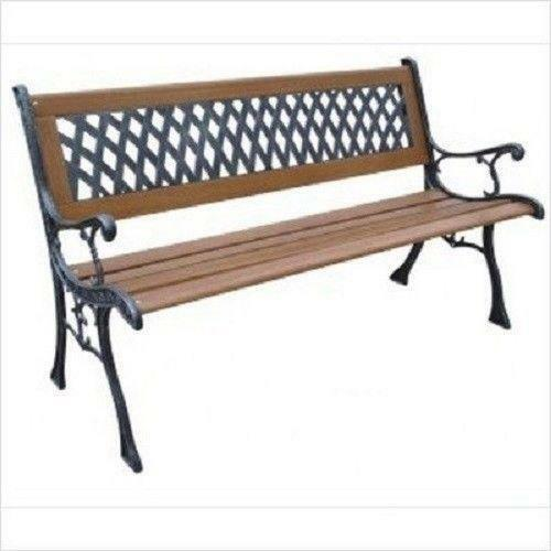 iron rod bench ebay bhp