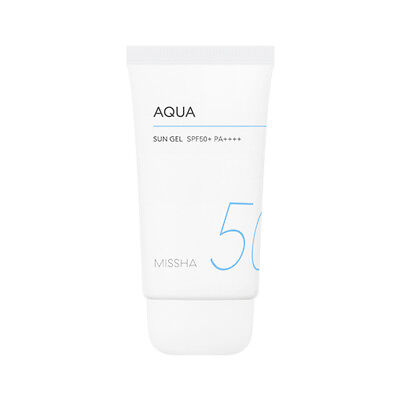 MISSHA All Around Safe Block Aqua Sun Gel 50ml (SPF50+ PA++++) / Free Gift / Kor