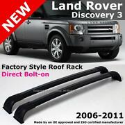 Land Rover LR3 Roof Rack