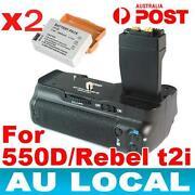 Canon 600D Battery Grip