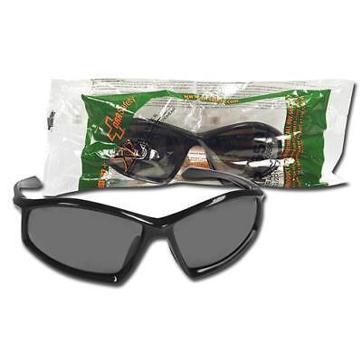 Protective Eyewear Safety Glasses - ORR Safety Glasses XP87 Series Protective Eyewear Gray Polarized Lenses XP650