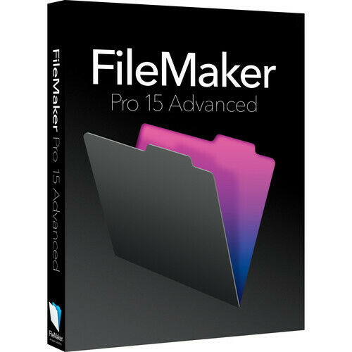 FileMaker Pro 15 Advanced Database - Windows