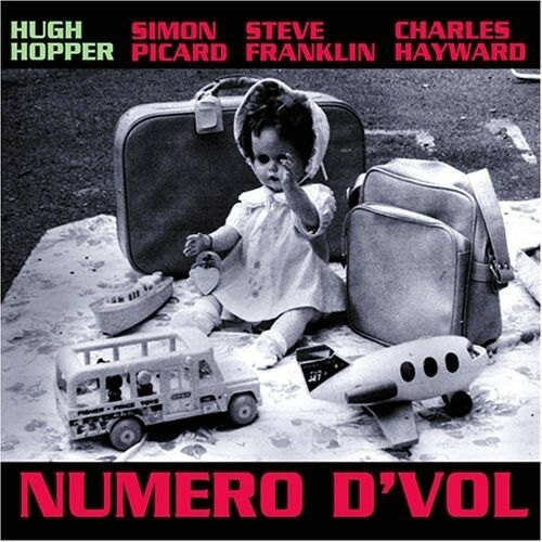 Hugh Hopper - Numero D'vol [New CD]