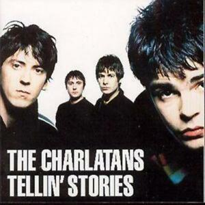 The Charlatans : Tellin' Stories CD (1997)