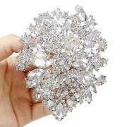 Swarovski Crystal Flowers