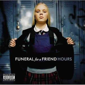 Funeral For A Friend-Hours cd(Excellent copy)