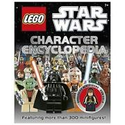 Lego Star Wars Character Book