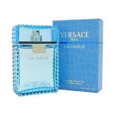 Versace Eau Fraiche For Men 100ml Eau De Toilette Spray - BRAND NEW IN BOX