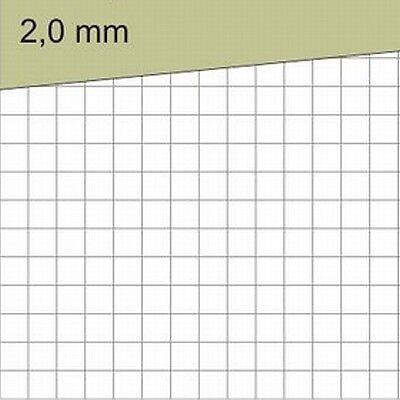 Klebepads 3D Foampads doppelseitig klebend 2,0 mm stark, weiss, Klebepunkte