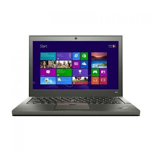 Laptop Windows - Lenovo ThinkPad X250 Core i5-5200U 8GB RAM 500GB Windows 10 Laptop Webcam