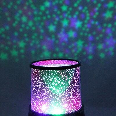 LED-Sternenhimmel Nachtlicht Star Master Lampe Licht Night Light für Kinder