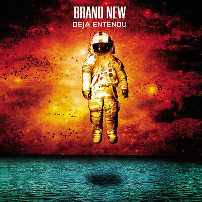Brand New - Deja Entendu - Vinyl LP Album (Double 180 Gram Gatefold) New Sealed