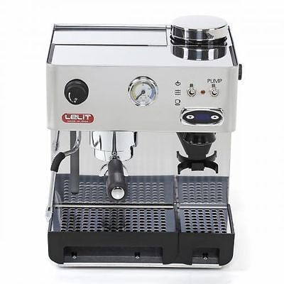 Lelit PL042TEMD Manual Espresso Cappuccino Machine MADE IN ITALY
