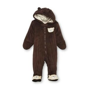 Small Wonders Unisex Snowsuit 3-6months