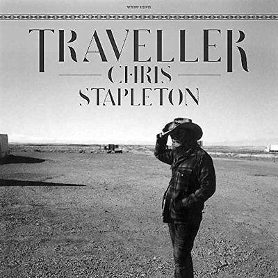 Chris Stapleton Traveller Vinyl 2LP
