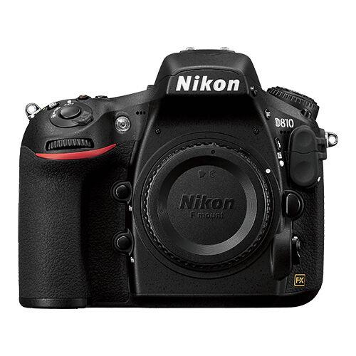 Nikon D810 FX-format 36.3MP Digital SLR Camera Body Brand New