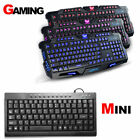Mini USB Computer Keyboards & Keypads with Enhanced Function Keys