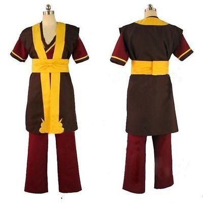 NEW Zuko Cosplay Costume from Avatar The Legend of Korra - Custom made (Zuko Costumes)