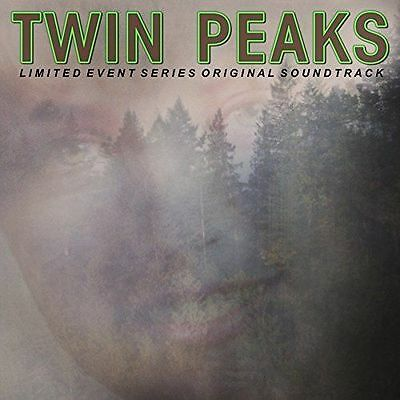 Twin Peaks  Limited Event Series Soundtrack  Cd  8Th Sept  2017