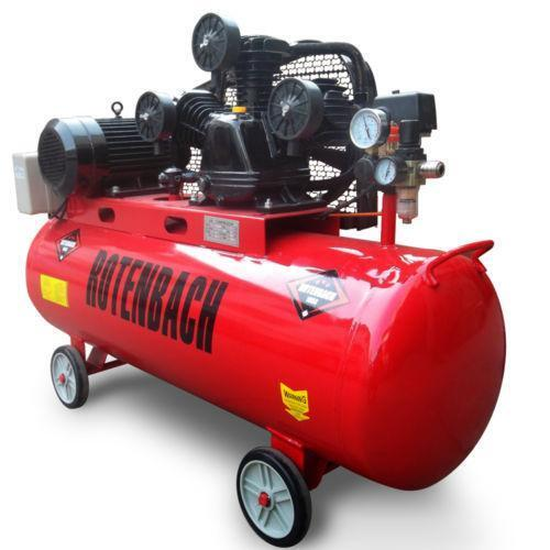 Air Compressor 150l Ebay