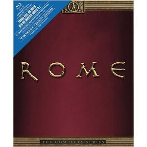 Rome: Complete Series (Blu-ray) NEW SEALED