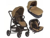 EXCELLENT CONDITION - Graco Evo 3-in1 travel system for SALE!
