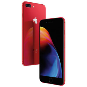 Brand new Sealed iphone 8 plus red 64 GB - factory unlocked