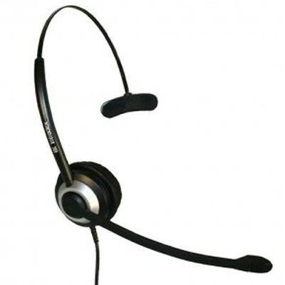 Headset + NoiseHelper: BasicLine TM monaural für Siemens - Gigaset Euroset 8130 gebraucht kaufen  Neu-Isenburg