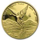 Mexican Libertad 1/4 oz Gold Bullion Coins
