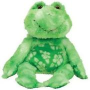 Frog Beanie Baby