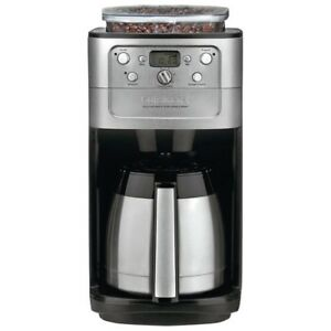 Cuisinart brew and grind coffee maker