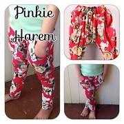 Girls Harem Pants